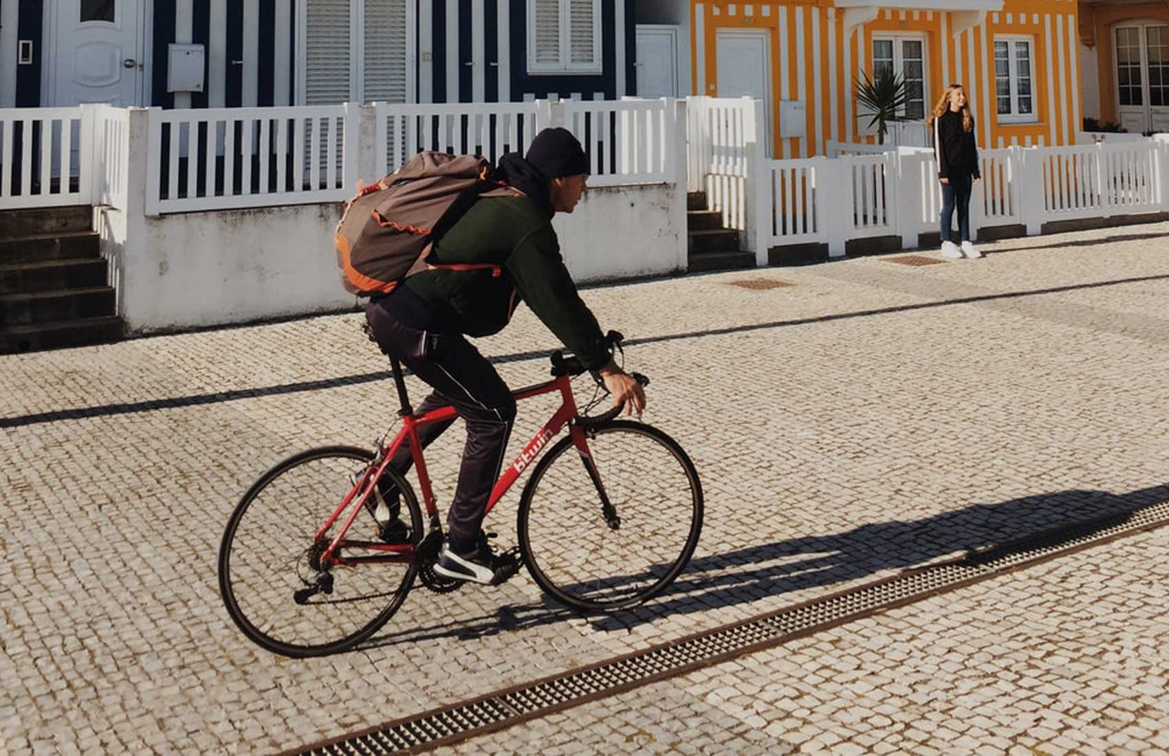 The Secrets to Bicycle Commuting